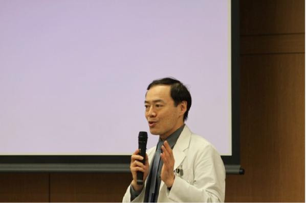 藤井幸彦教授によるオープニングリマークス