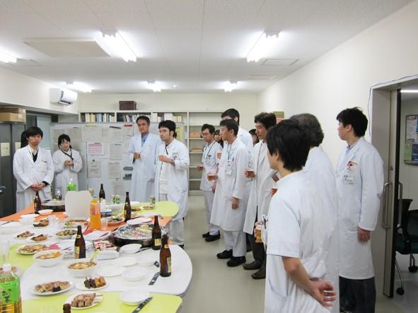 料理は恒例の広来飯店、ピザーラ、瓢寿司。