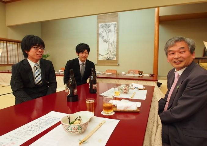 岡本先生よろしくお願い致します。