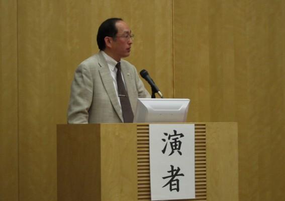 奈良県立医大 中瀬裕之教授。ありがとうございました。