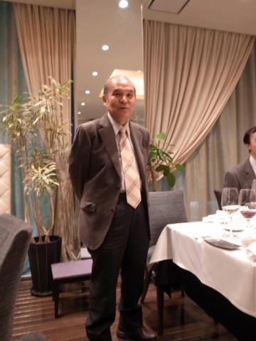 武田先生の閉会のご挨拶