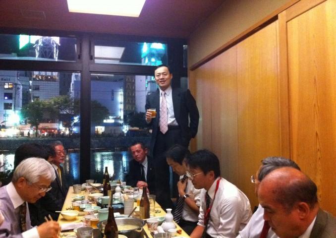 藤井先生より専門医試験委員選出のご報告。