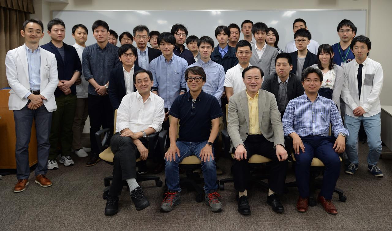 松本先生ご講演ありがとうございました。学んだことを脳梗塞に苦しむ患者さんのために活かしていきたいと思います。