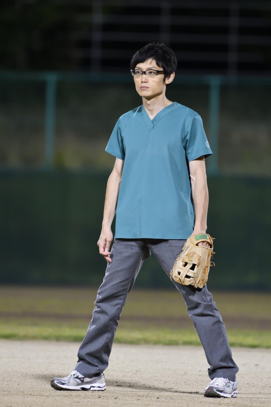 野球未経験の小倉先生ですが、