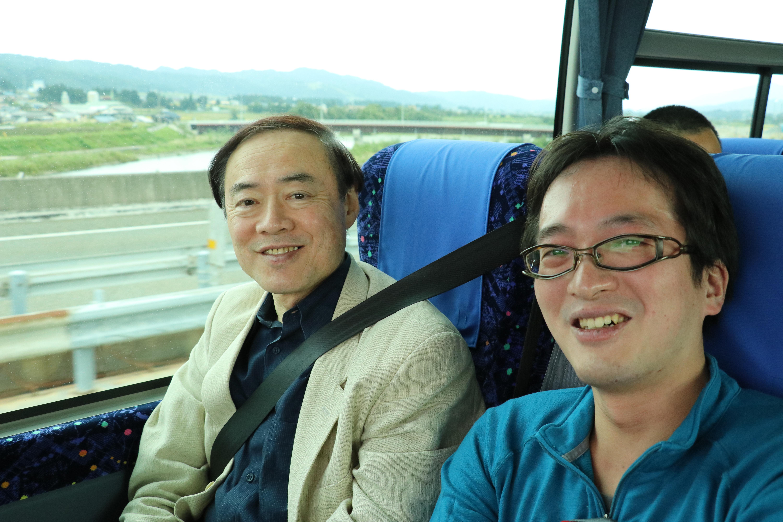 藤井先生もご満悦の表情です